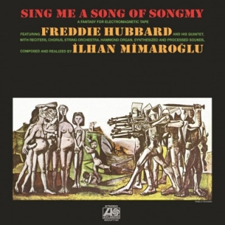 vinyl LP HUBBARD FREDDIE Sing Me A Song Of Songmy