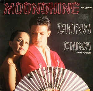 "vinyl 12"" maxi SP MOONSHINE China"