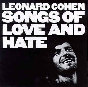 vinyl LP LEONARD COHEN Songs Of Love And Hate
