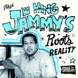vinyl LP KING JAMMY Roosts Reality