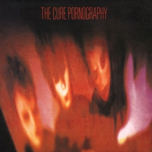 vinyl LP THE CURE Pornography