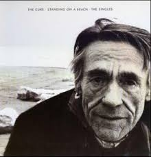 vinyl LP THE CURE Standing On A Beach