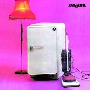 vinyl LP THE CURE Three Imaginary Boys