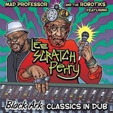 vinyl LP MAD PROFESOR Black Ark Classics In Dub