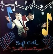 vinyl LP SOFT CELL Non Stop Ecstatic Dancing