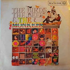 vinyl LP THE MONKEES The Birds, The Bees & The Monkees
