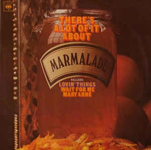 vinyl LP THE MARMELADE There´s A Lot Of It About