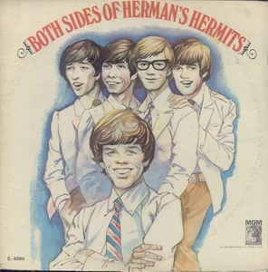 vinyl LP HERMAN´S HERMITS Both Sides Of Herman's Hermits