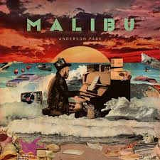 vinyl 2LP THE ANDERSON PAAK Malibu