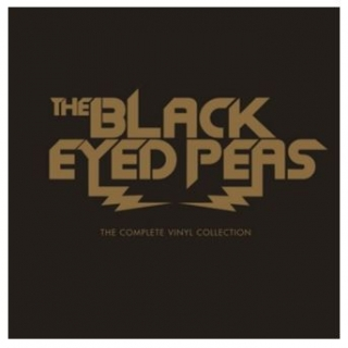 vinyl set 12LP BLACK EYED PEAS Complete vinyl edition
