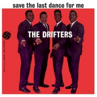 vinyl LP THE DRIFTERS Save the Last Dance For Me