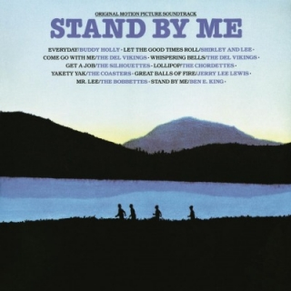 vinyl LP STAND BY ME (soundtrack)