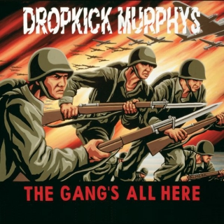 vinyl LP DROPKICK MURPHYS Gang's All Here