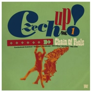 vinyl 2LP CZECH UP! Volume 1 Chain of Fools