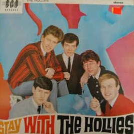 vinyl LP THE HOLLIES Stay With The Hollies