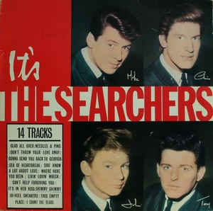 vinyl LP THE SEARCHERS It´s The Searchers