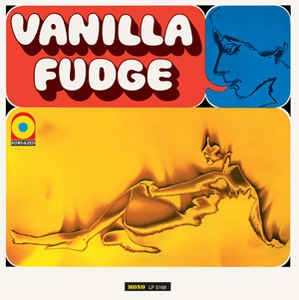 vinyl LP VANILLA FUDGE Vanilla Fudge