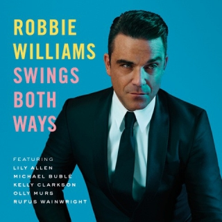 vinyl 2LP ROBBIE WILLIAMS Swings Both Ways