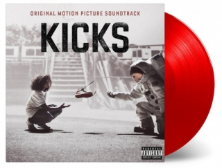 vinyl 2LP KICKS (soundtrack)