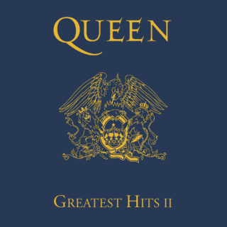 vinyl 2LP QUEEN Greatest Hits II