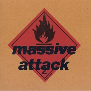 vinyl LP MASSIVE ATTACK Blue Lines