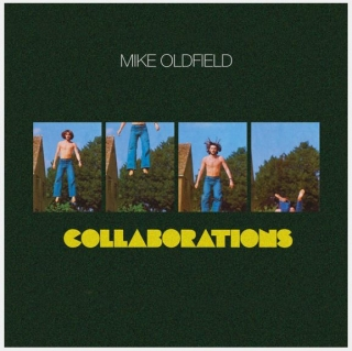 vinyl LP MIKE OLDFIELD Collaborations
