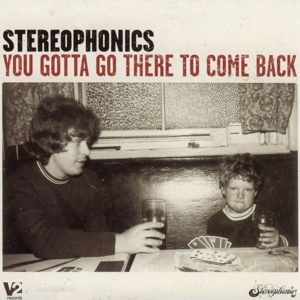 vinyl 2LP STEREOPHONICS  You Gotta Go There To Come Back