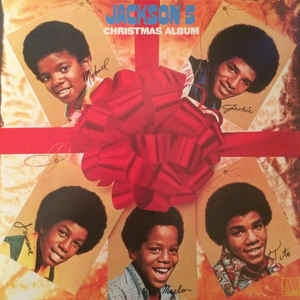 vinyl LP THE JACKSON 5 Christmas Album