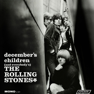 vinyl LP THE ROLLING STONES December's Children (And Everybody's)