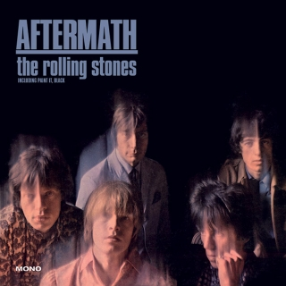 vinyl LP THE ROLLING STONES Aftermath (US verzia)