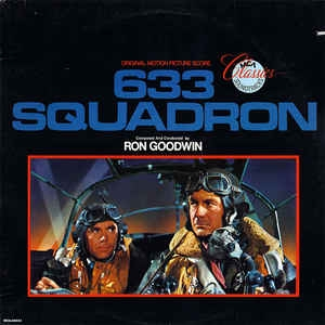 vinyl LP RON GOODWIN 633 Squadron (soundtrack)