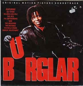 vinyl LP Burglar (various artists, soundtrack)