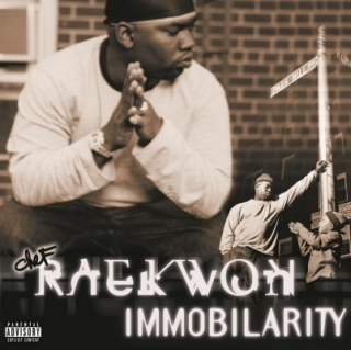 vinyl 2LP RAEKWON Immobilarity
