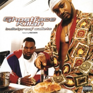 vinyl 2LP GHOSTFACE KILLAH Bulletproof Wallets (feat. Raekwon)