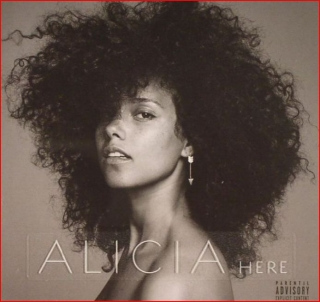vinyl LP ALICIA KEYS Here