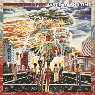 vinyl LP EARTH, WIND & FIRE Last Day And Time