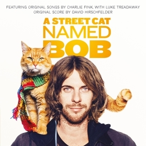 vinyl LP A Street Cat Named Bob (soundtrack)