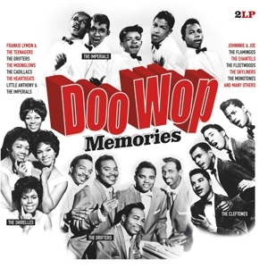 vinyl 2LP Doo Wop Memories (various artists)