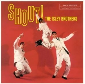 vinyl LP ISLEY BROTHERS Shout!