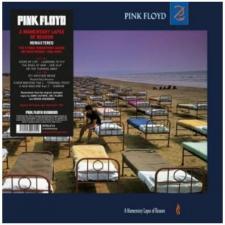 vinyl LP PINK FLOYD A Momentary Lapse of Reason