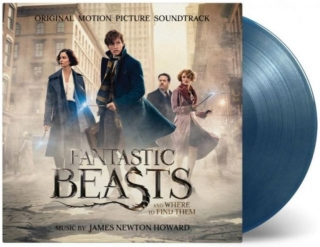 vinyl 2LP FANTASTIC BEASTS AND WHERE TO FIND THEM (soundtrack)