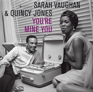 vinyl LP SARAH VAUGHAN & QUINCY JONES You're Mine You