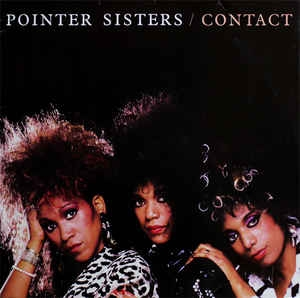 vinyl LP POINTER SISTERS Contact