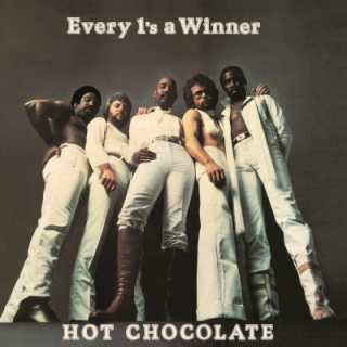 vinyl LP HOT CHOCOLATE Every 1´s A Winner