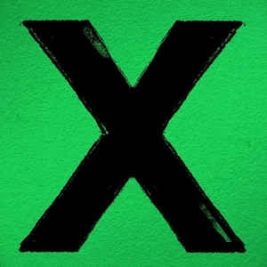 vinyl 2LP ED SHEERAN X