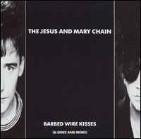 vinyl LP THE JESUS AND MARY CHAIN Barbed Wire Kisses (B-Sides And More)