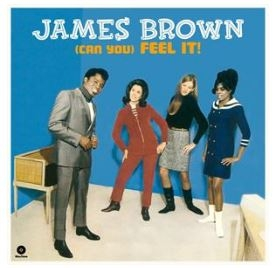 vinyl LP JAMES BROWN (Can You) Feel It!