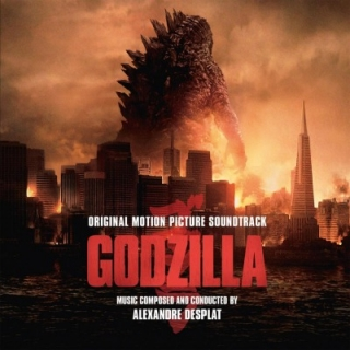 vinyl 2LP GODZILLA (soundtrack)