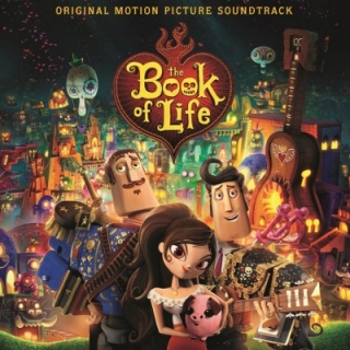 vinyl 2LP THE BOOK OF LIFE (soundtrack)