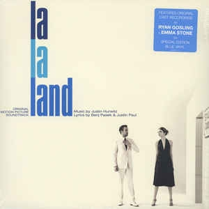 vinyl LP La La Land (soundtrack)